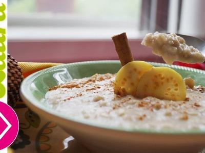 Como preparar avena Las Recetas de Laura Delicious oatmeal Avena con guayaba