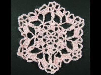 Crochet : Hexágono # 2