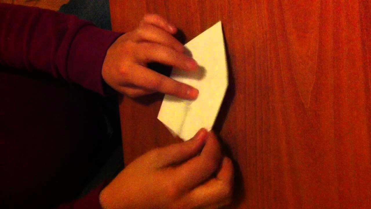 Papiroflexia: gorro de pintor