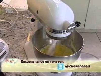 Receta para preparar Galletas de Avena y Amaranto