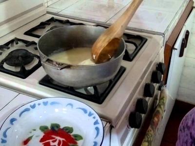 Receta queso de mano lorena