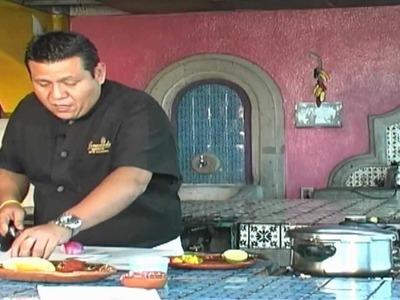Sabor a Mexico TV. Receta de Cochinita Pibil