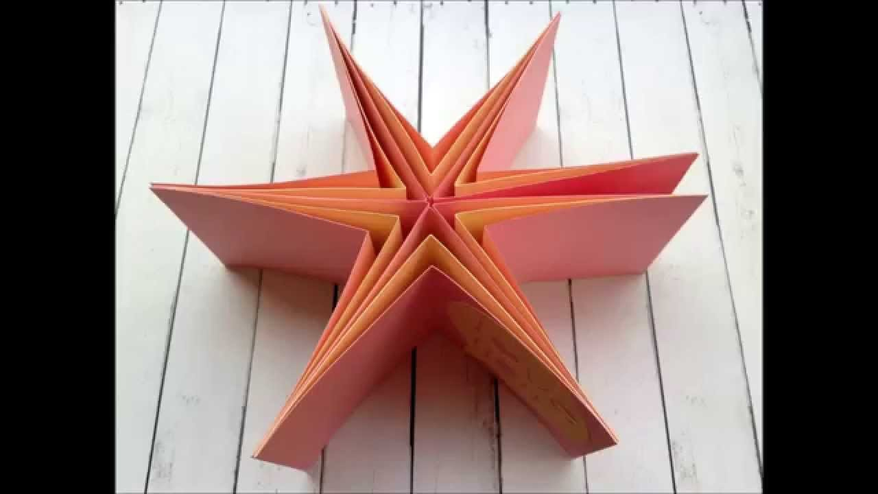 Tutorial: Mini Álbum Estrella
