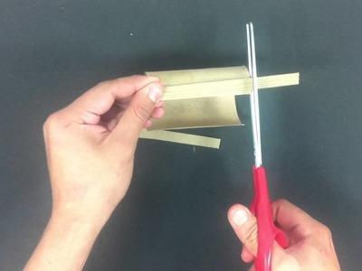 Caja para regalo en forma de cofre - Hacer detalles