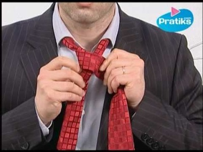 ¿Cómo atar una corbata?