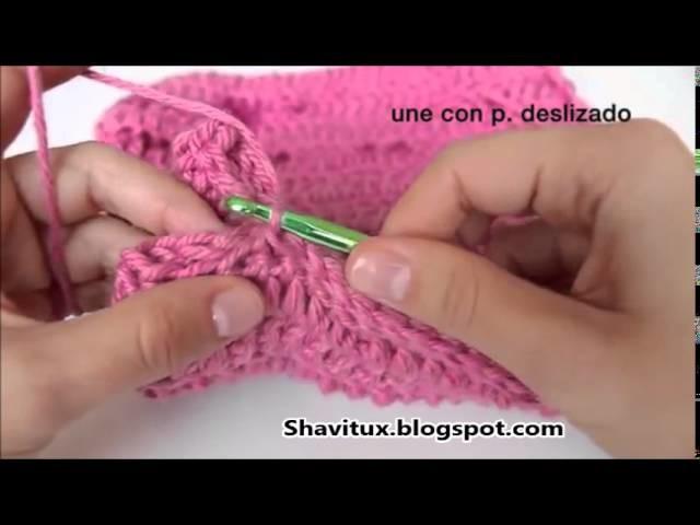 Como hacer gorro tejido para bebe