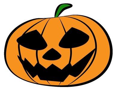 DIY: Calabaza Halloween