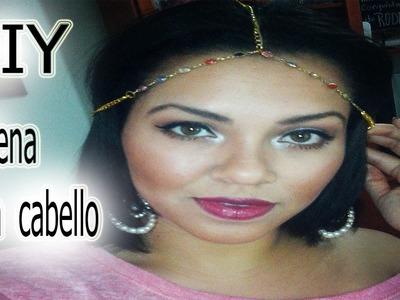 DIY. Haz tu diadema griega para el Cabello ✄ ✄ ♥