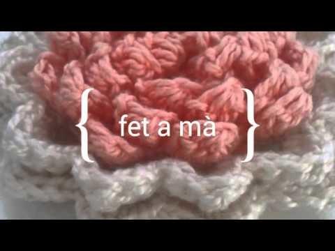 Fermall crochet fet a mà