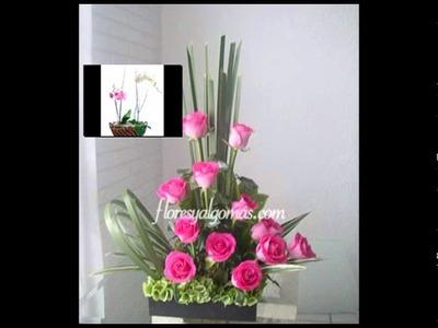 Florerias en el DF www.floresyalgomas.com Tel. 9118.2974