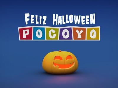 ¡Feliz Halloween, Pocoyó!