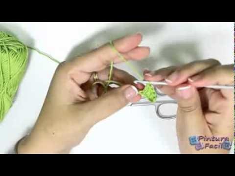 Libro De Pintura Para Navidad-Como hacer Hojas para Flores de Crochet Easy Crochet Leaf Hojas Ganchi
