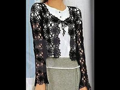 Motivo Flore variedad de usos y  Modelos a crochet