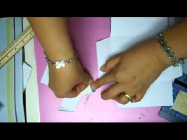 Tutorial: sobres de papel sencillos