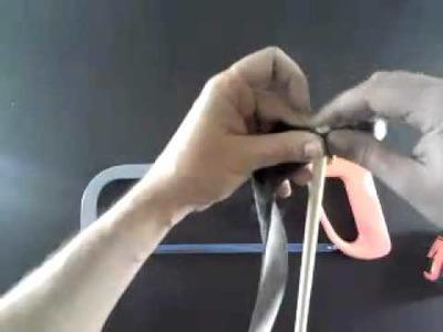 Cómo fabricar palos chinos para malabares