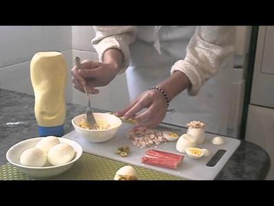 Cómo hacer muñecos de huevo (receta para niños) | facilisimo.com