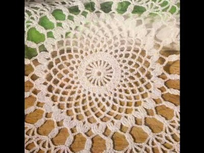 Como Tejer Carpeta de Tréboles a crochet