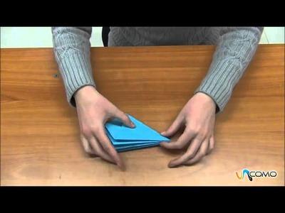 Lirio de Origami