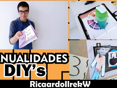 Manualidades FÁCILES (DIY)