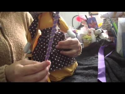 Muñecos Soft. barrendera caramelera reciclado 3.3 proyecto 27