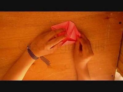 Carta en forma de corazon