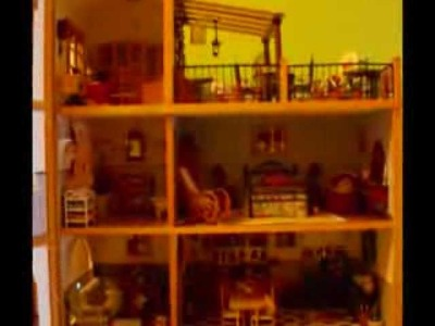 Casa de muñecas andaluza