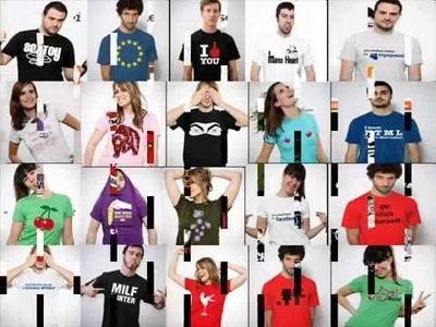 Como crear diseños de camisetas -Tshirt-Originales