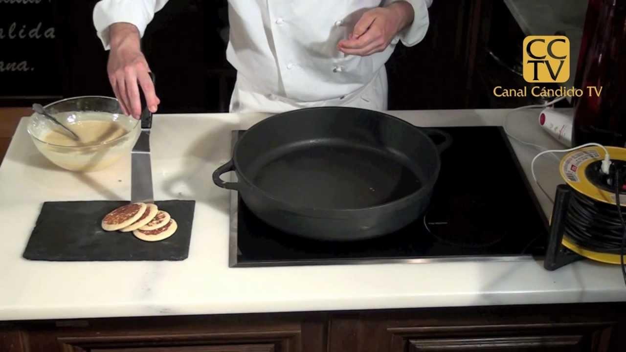Cómo hacer pancakes