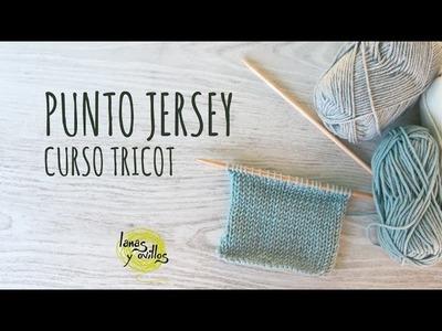 Curso Tricot - Punto Jersey