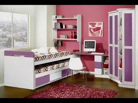 Dormitorios juveniles e infantiles para niñas,chicas.ideas para decorar