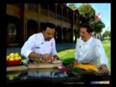 Enchiladas con salsa de tamarindo, pulque y chocolate - Al Sabor del Chef