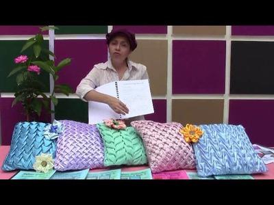 Invitación Curso Ténicas de Drapeado 24-11-2012 Ana Rojas, Caracas-Venezuela
