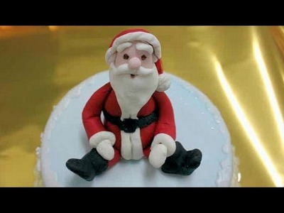 Modelando a Papa Noel. Modelling a 3d Santa Claus
