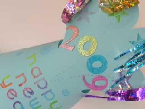 Ku-Ku CRAFTS New Year Hat (Sombrero de Año Nuevo)