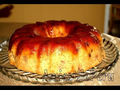 BUDIN DE PAN 2014 Good Friday