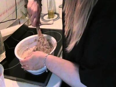 Como hacer pan integral casero