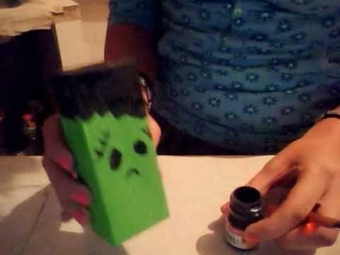 IDEA : Adorno Halloween