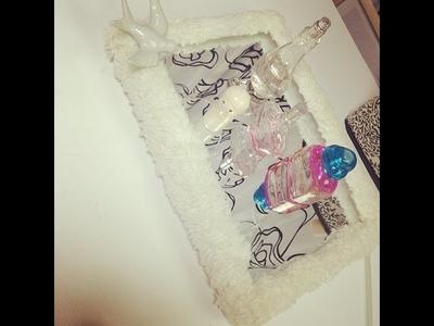 Manualidades: Organizador De Perfumes - JuanCarlos960