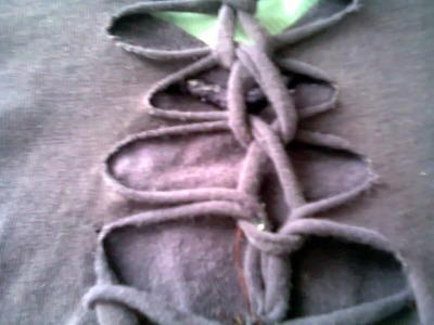 Diseña. renueva tus blusas con simples giros y cortes DIY y házlo muy FÁCILMENTE con WENDILUTIPS