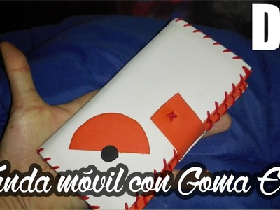 DIY - Funda pokeball hecha con Goma EVA
