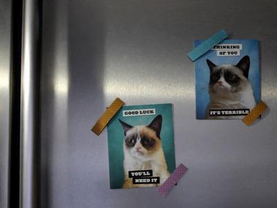 DIY Imanes decorativos para refrigerador. Ideas para decorar - Hablobajito