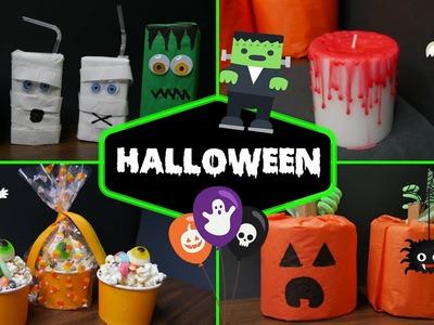 4 Ideas para Halloween - DIY - Parte 2 - Mi Cocina Rápida