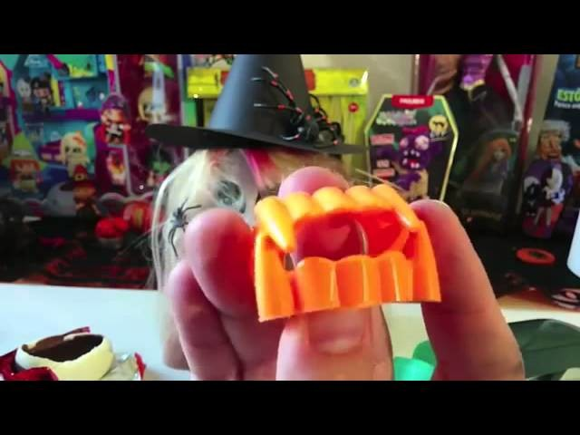 Bruja de Halloween | Kit de Maquillaje Facial de Halloween | Manualidades de Halloween