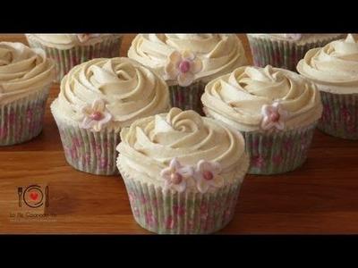 Cómo Hacer Cupcakes de Vainilla | LHCY