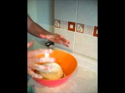 Como preparar pizza casera Cheff Serch