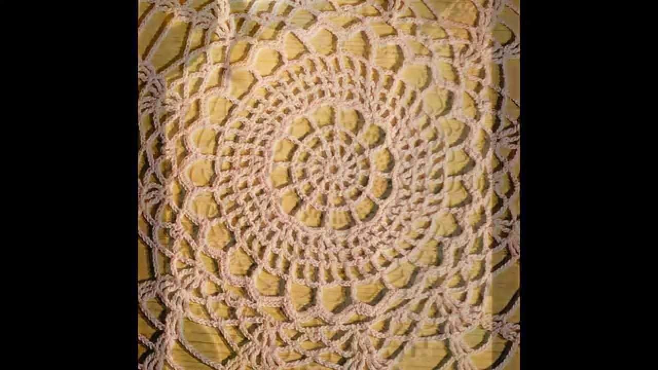 Como Tejer Carpeta Estrella Multipicos Crochet