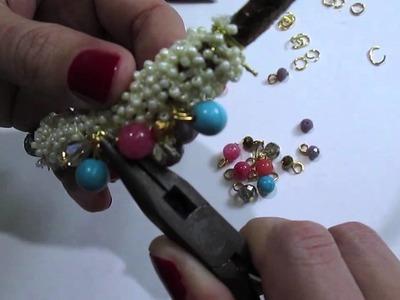 DIY: Pulsera Hilo Chaquira - Colore Accesorios