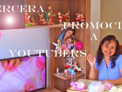 Manualidades,dibujo,cocina,reciclaje,consejos,dibujos animados Promoción a YouTubers