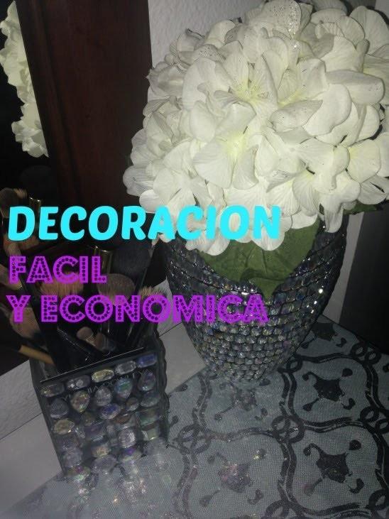 DIY: DECORA TU HABITACION CON POCO DINERO !!!!!
