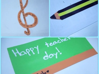 6 Simples Regalos para el Día del Maestro - DIY